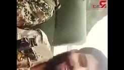 دستگیری 8 زن و مرد خبیث در حادثه تروریستی اتوبوس سپاه در زاهدان + فیلم