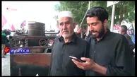 واکنش مردم عراق به پیام «تشکر» رهبر انقلاب از آنها + فیلم