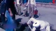 همیاری دیدنی مردم تهران برای نظافت خیابانها ۴۰ روز پس از پیروزی انقلاب + فیلم
