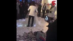 2 کیف پر از دلار هدیه لاکچری خواننده معروف در شب عروسی مادرش+ فیلم