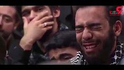مداحی میثم مطیعی در حسینیه امام خمینی (ره)+فیلم
