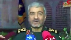 واکنش فرمانده سپاه به ربودهشدن مرزبانان ایرانی + فیلم